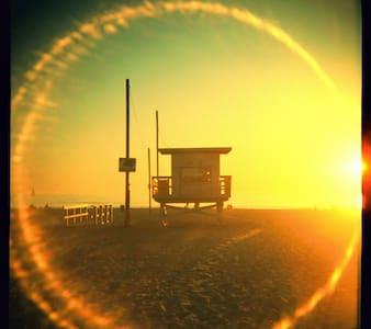 Steps to the beach- Prime location