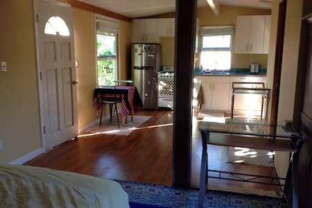 Stargazing Studio with Private Deck - Baywood-Los Osos - Dom