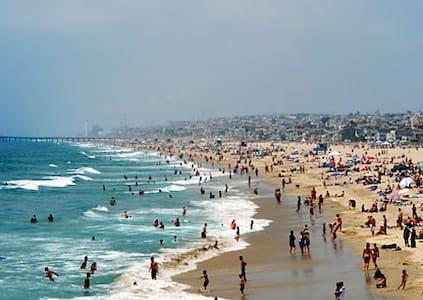 California DREAMING - Hermosa Beach
