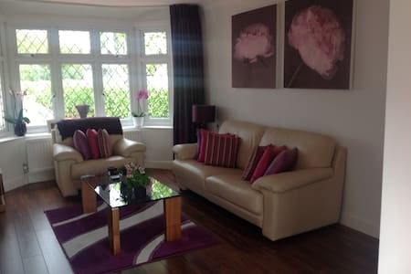 Luxury Double with Ensuite - Saint Albans - Bed & Breakfast