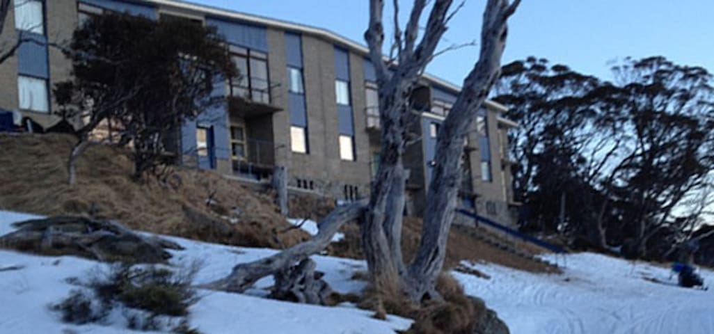 Chez Jean 2 Bedroom Apartment U/7 - Perisher Valley - Leilighet