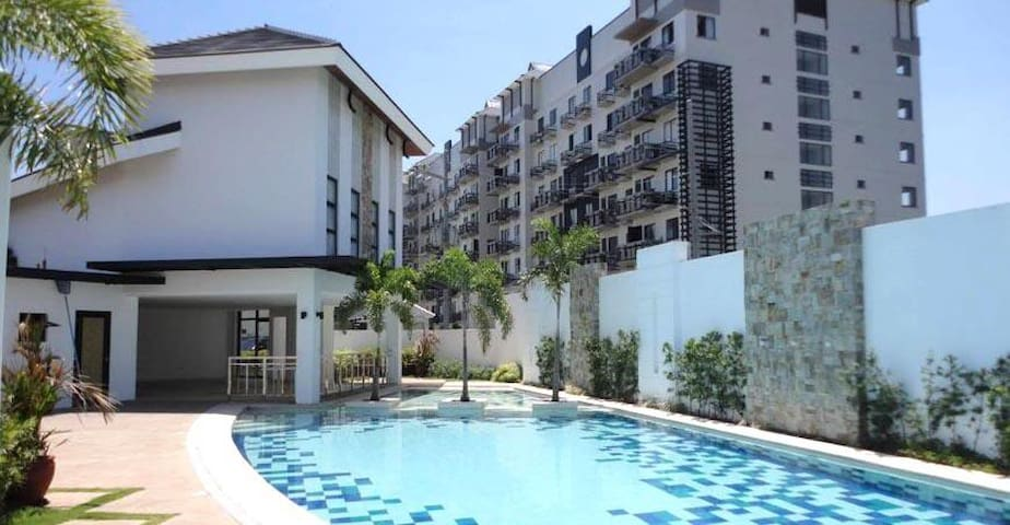 Staycation and Condominium in Alabang