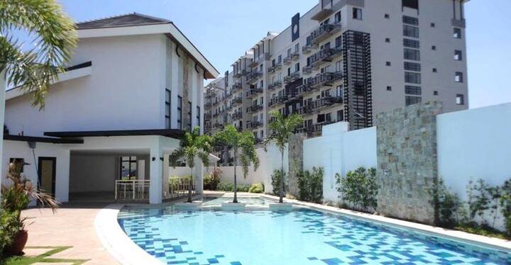 Affordable Staycation in Alabang