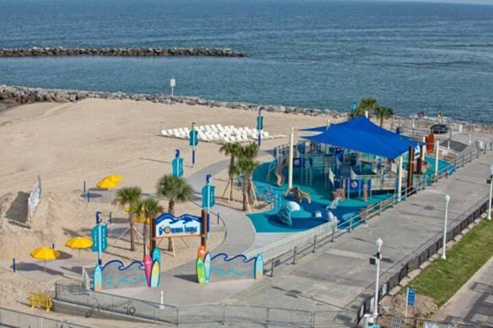 Virginia Beach Ocean Key Condo Aug. 22-27 2bdrm