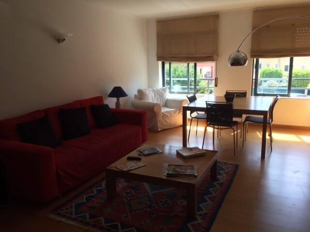 Bright flat at Quinta da Graciosa