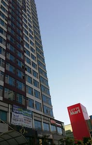 상무지구 복층오피스텔 대우디오빌 단독대여(할인기간/출장객환영)
