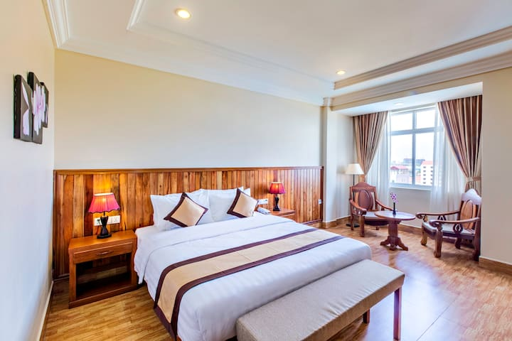 One-Bed Apartmen @ Star King Hotel