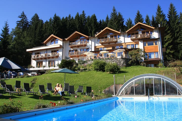 "Apartment ""Kitzbühel"" at Gartenhotel Rosenhof - Oberndorf in Tirol - Apartment"