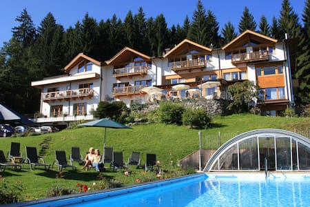 "Apartment ""Kitzbühel"" at Gartenhotel Rosenhof - Oberndorf in Tirol - Appartement"