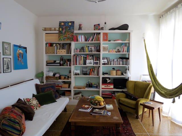 Happy flat near Villa Ghigi park