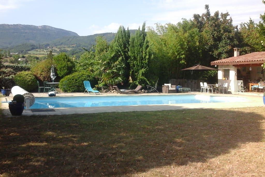 Chambres d h tes piscine maison d 39 h tes louer for Chambre d hotes piscine