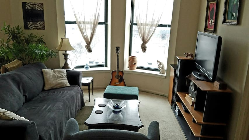 In the Heart of Downtown Indy - Indianapolis - Apartemen