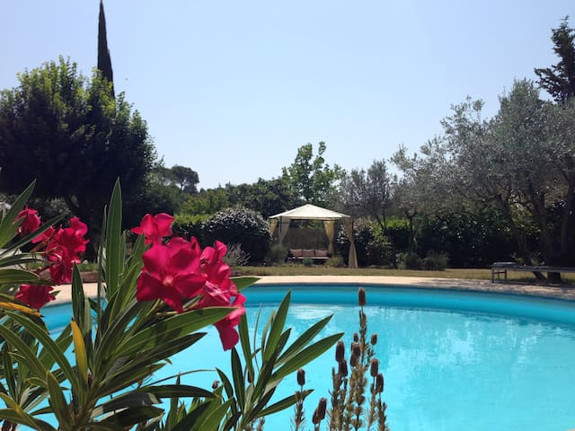 Villa in Provence for 6 people - Flayosc - House