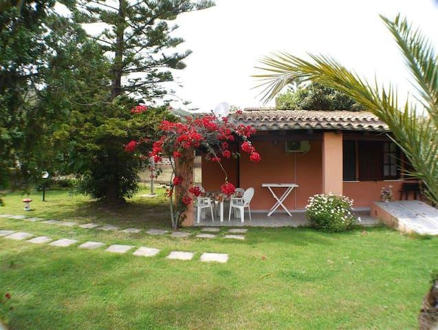 Villa in Costa Rei 4/5 sleeping places