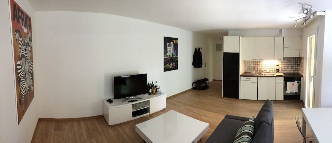 Cool, hip & central apartment! - Zürih - Daire