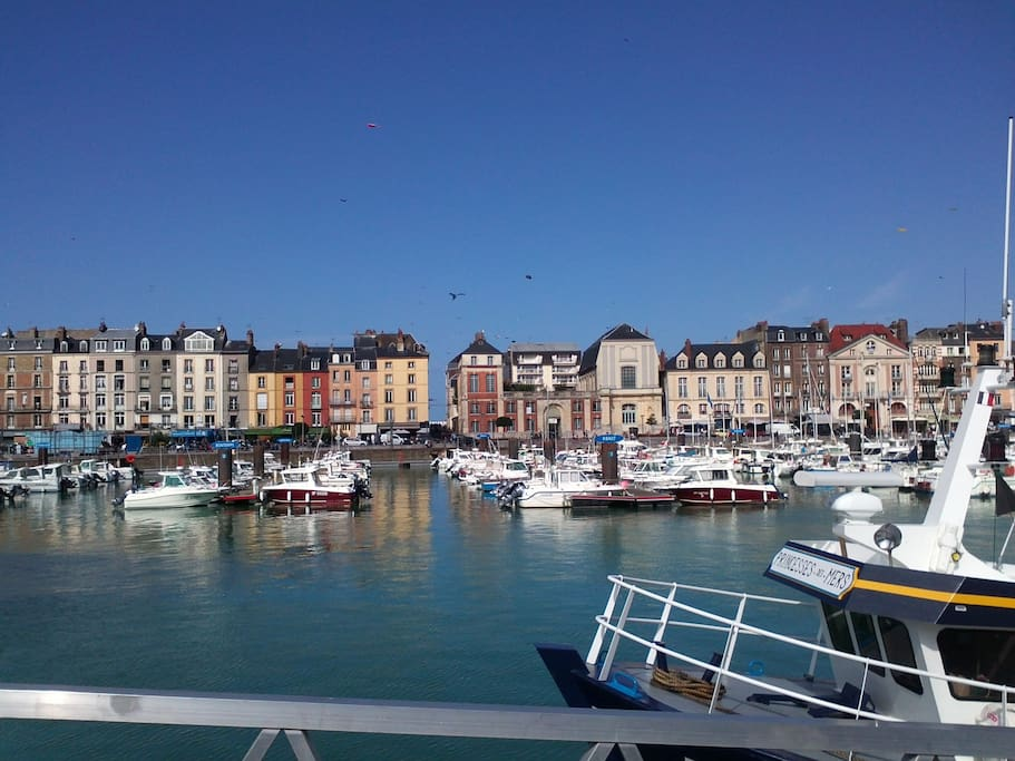 Appartement 42 M2 Dieppe Le Port Apartments For Rent In