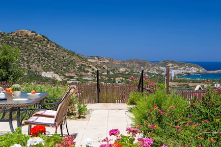 Fantastically located holiday home, central Crete - Rethimno