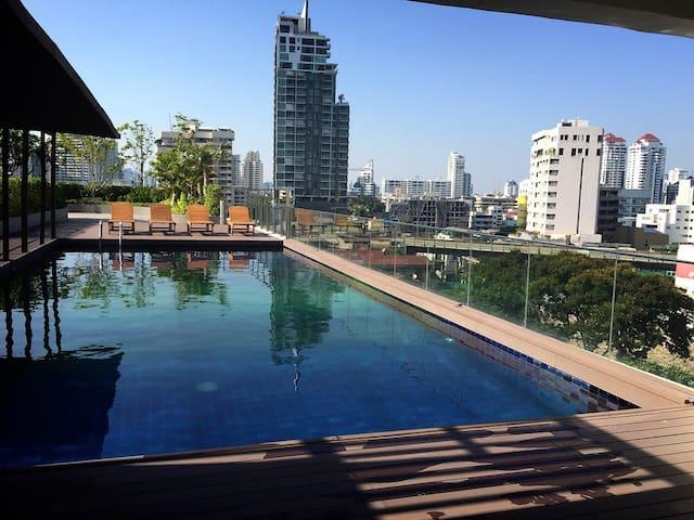 Comfy & Loft, 1-BR at Thonglor - Bangkok - Apartment