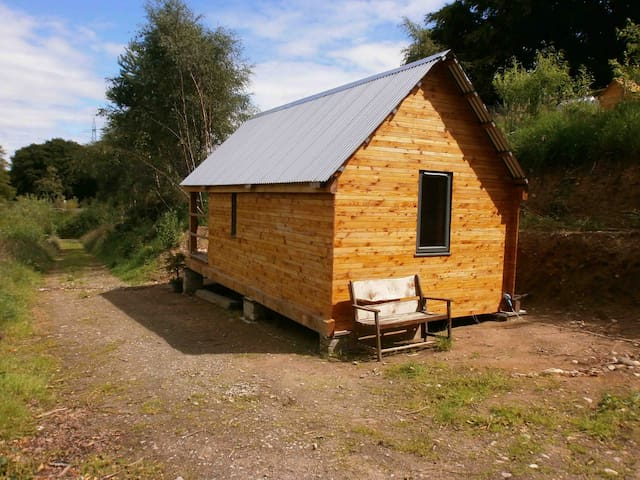 Very warm Camping Cabin & log fire - Inverness - Kabin