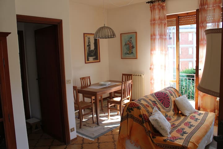 Quiet apartment, 100 m from the see