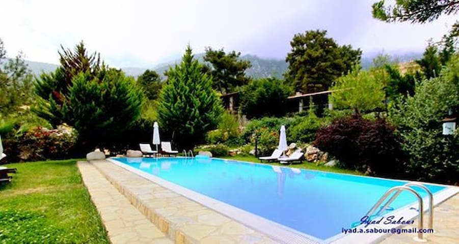 Olympos Mountain Lodge - Beycik Köyü