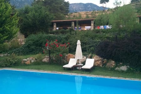 Olympos Mountain Lodge - Beycik Köyü - Bed & Breakfast