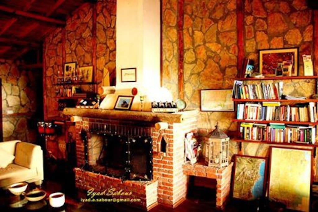 Sömine (Fireplace)