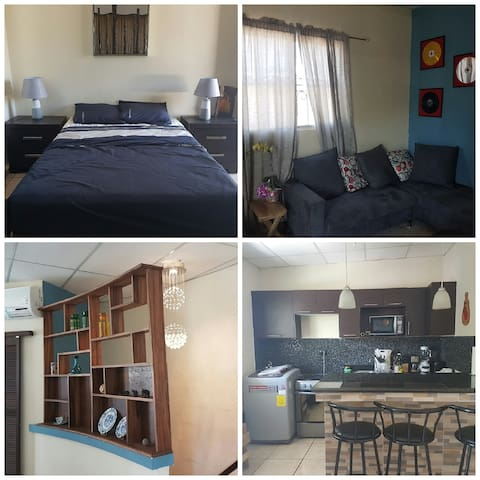 NICE FULL-EQUIPPED APARTMENT - San Salvador