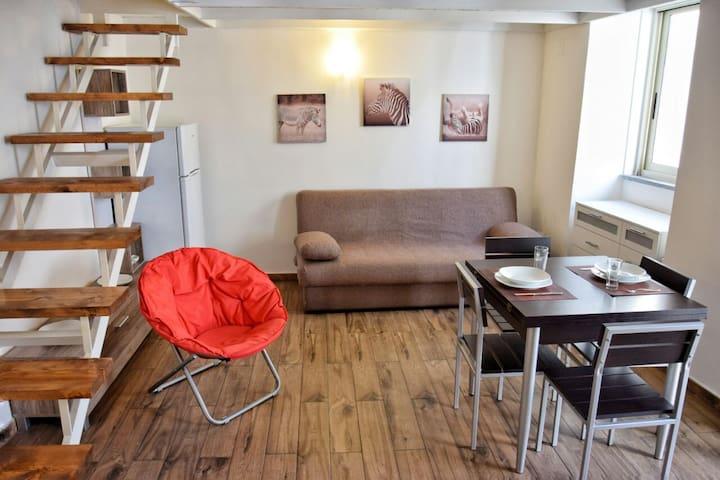Ballarò Cool Home - Best Price - Palermo - Loft