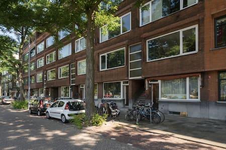 sunny spacious quiet apartment - Appartamento