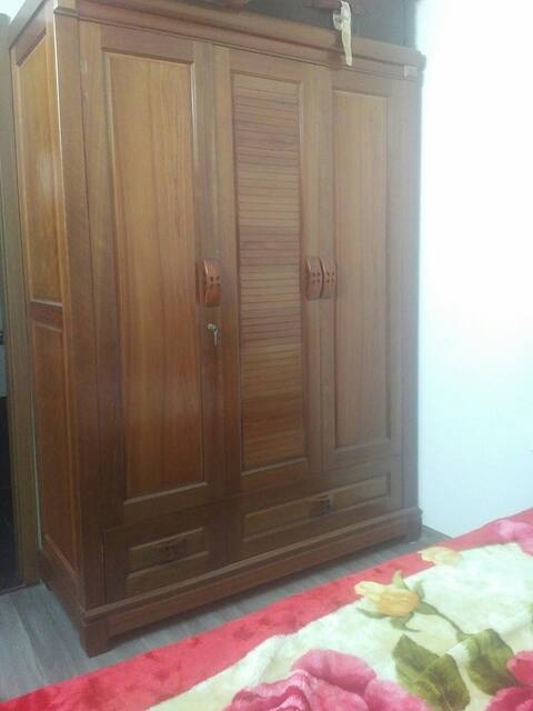 Privated rooms in a house at Cam Pha City Center