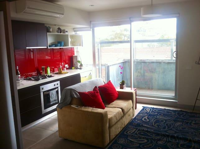 Charming Modern Apartment St Kilda - Saint Kilda - Apartamento