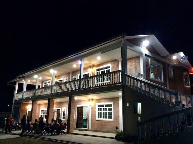Kundasang Guesthouse (Spring Onion) - Kundasang - Casa de huéspedes
