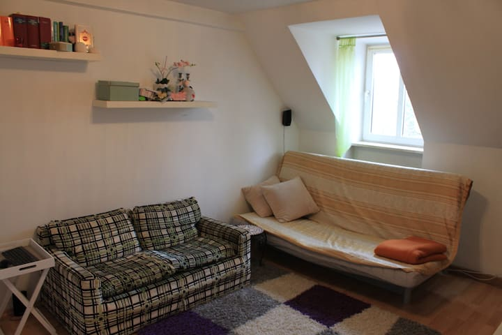 2 rooms ★ 20 Minutes to City Centre - Munic - Pis