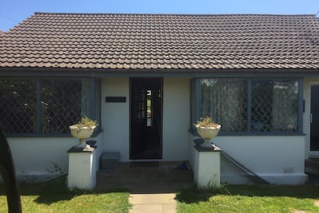 Quiet detached bungalow just outside of Brighton