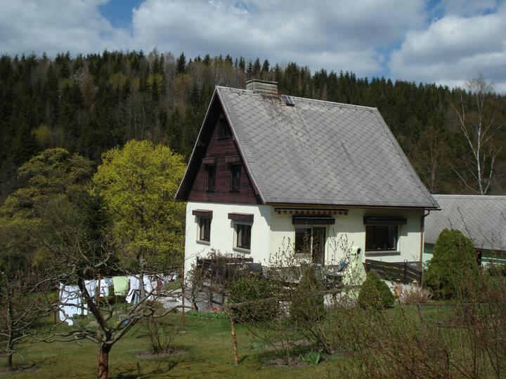 Erzgebirgsdomizil am Schwartenberg