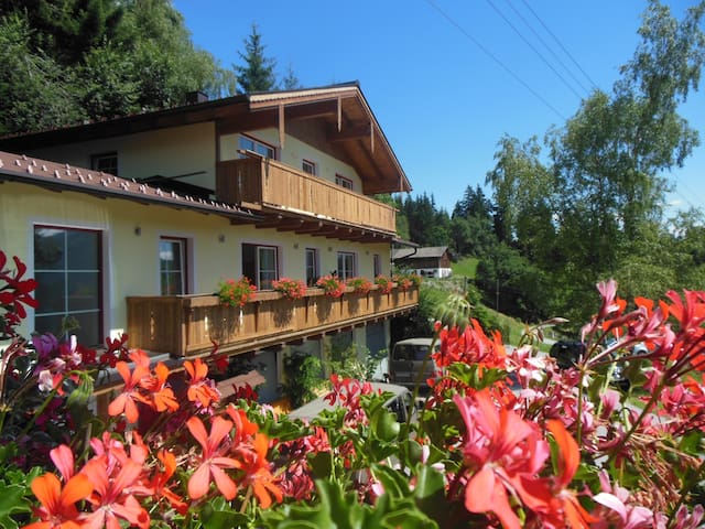 Salzburg Alpenferien hostel Pertill 7
