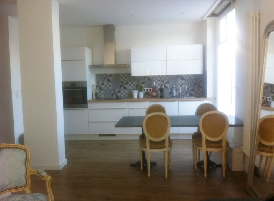 Appartement cosy avec jardin nice for Appartement avec jardin nice