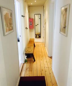 2 room apartment - near Beach in Copenhagen