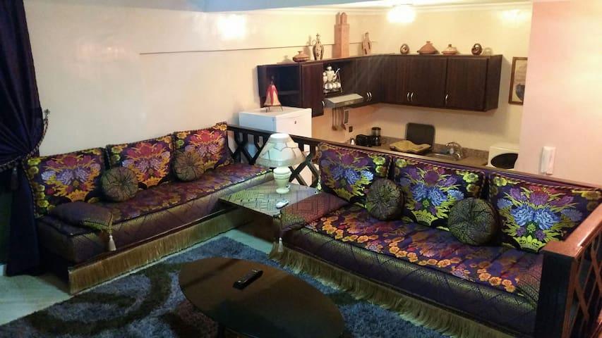Studio meublé 43 m2 centre ville