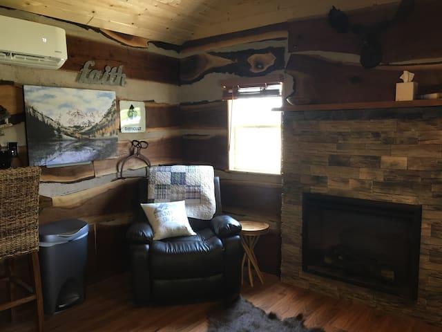 Ski Lodge Cabin
