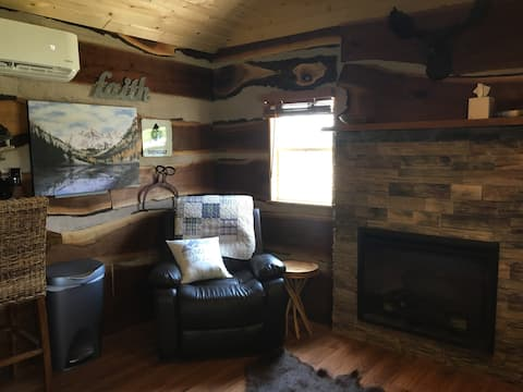 Ski Lodge Cabin