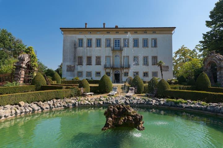 Ospitalità in villa del 1700 - Cantagrillo - Leilighet