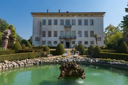 Ospitalità in villa del 1700 - Cantagrillo - Appartamento