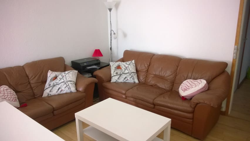 43 m2 full apartment at first floor - Brøndby - Apartment