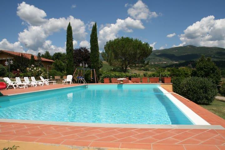 Villa Gelato Grande - Terranuova Bracciolini - Villa