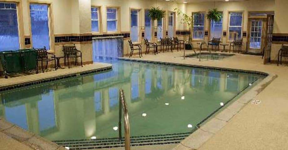 Indoor / Outdoor Swimming Pool
