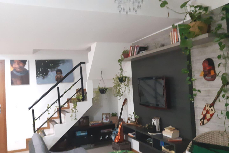 Sala no 1o andar