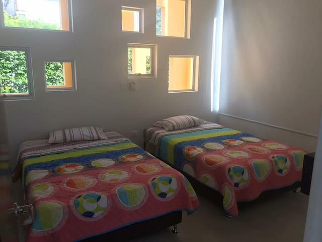 Habitacion 2 y 4