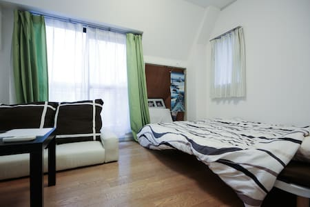 Sky tree house!5min walk Oshiage Sta!Free wifi 402 - 墨田区 - Wohnung